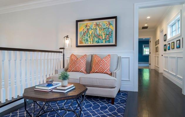Berkshire House Hallway Design