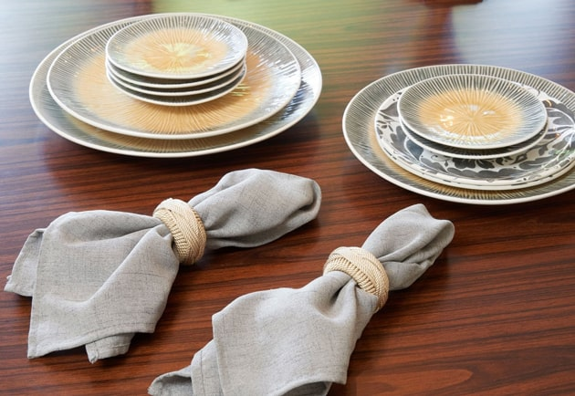 Estates Dining Room Table Decor