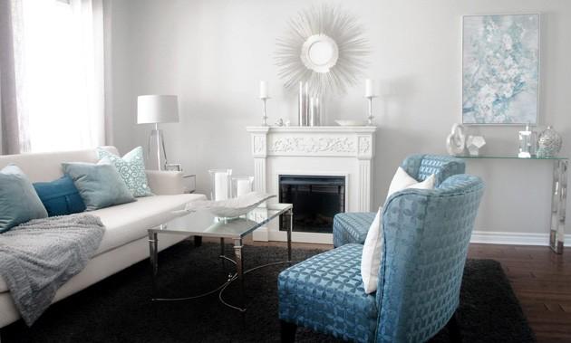 Livingroom Interior Design Camden Lane
