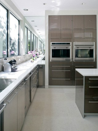 Hamptons Modern Kitchen Design