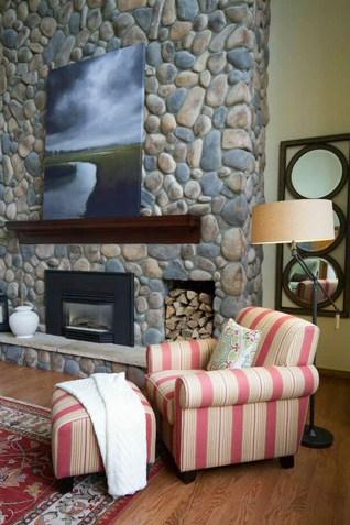 La Costa Lane Atlanta Living Room Design