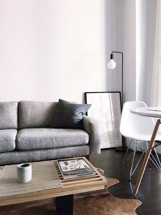Minimalist Style Warm Neutral Design