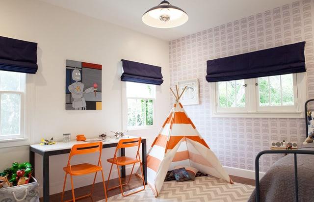 Kids Room Neutral Color