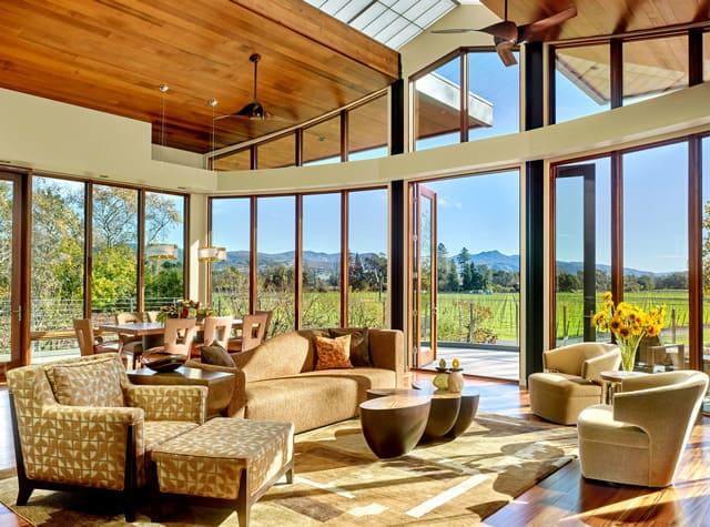 Susan Hersker Living Room Interior Design