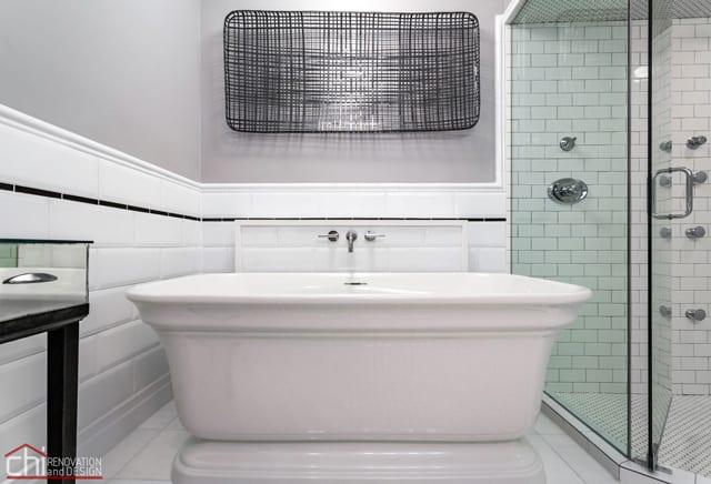 Chicago Timber Loft Bathtub Remodel