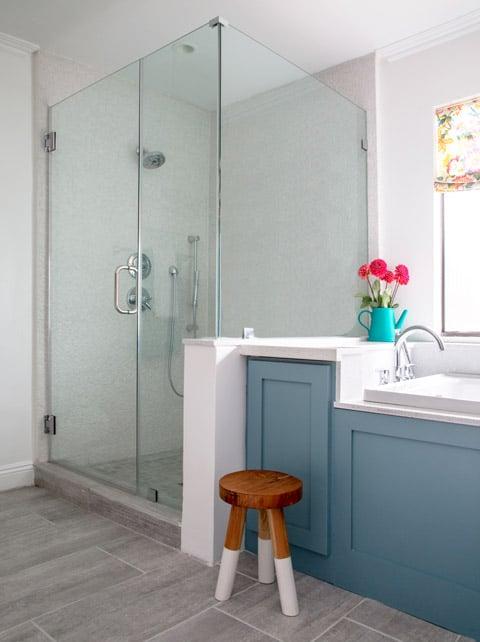 Joy Street Shower Design