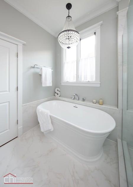 Master Bath Tub Remodel Chicago