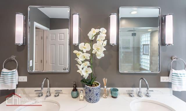 Park Ridge Retreat Bathroom Designs
