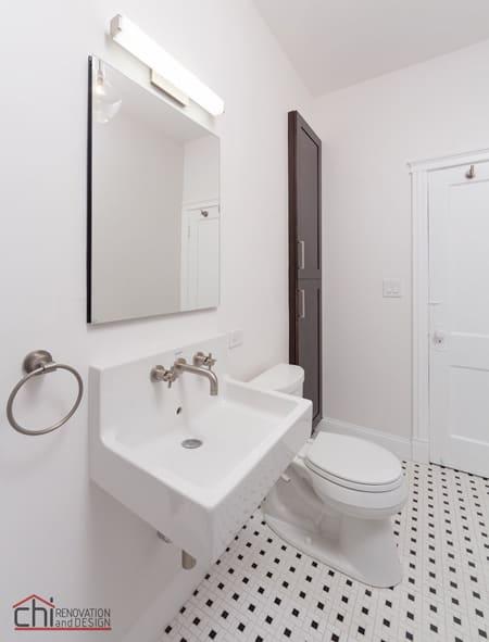 Vintage Bath Remodel