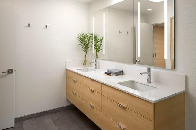 Jenni Leasia Zen Master Suite Bathroom Design