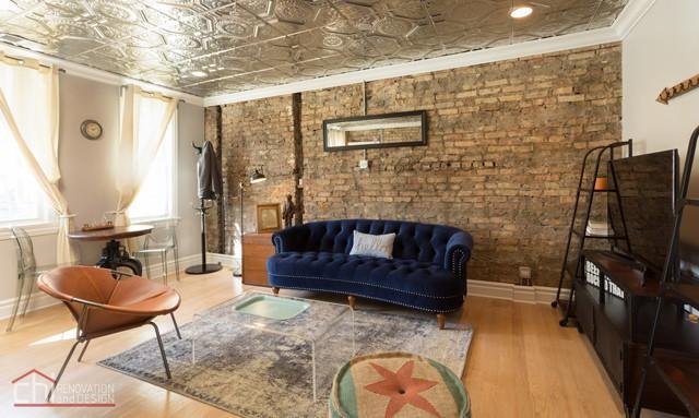 Avondale Airbnb Rental Living Room