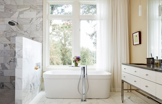 Riverfront Relaxed Luxury Bathroom
