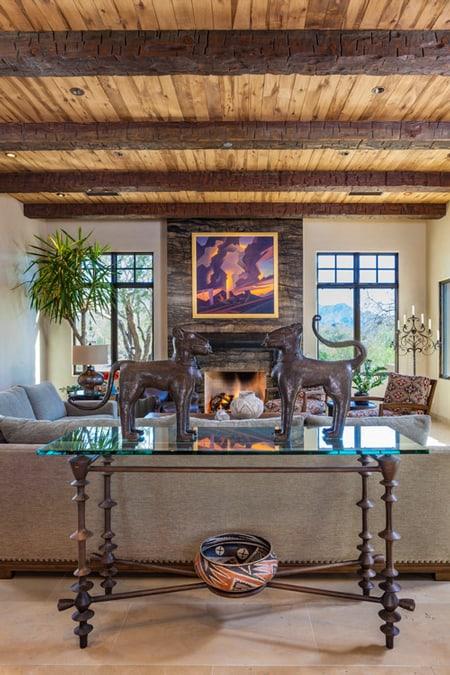Southwestern Living Room 1