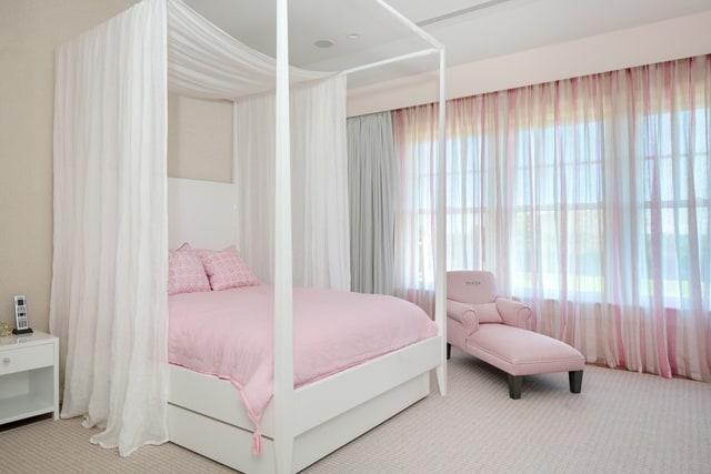 Girl Pink Bedroom Design Ny