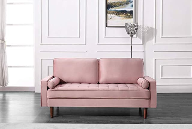 Pink Sofa Design