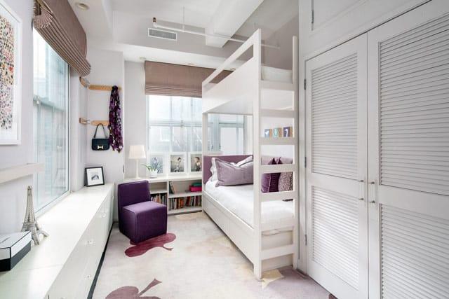 Chelsea Live Work Loft Kids Bedroom Design