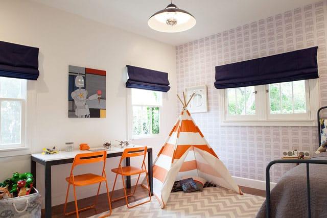 Kids Room Design Gower Street