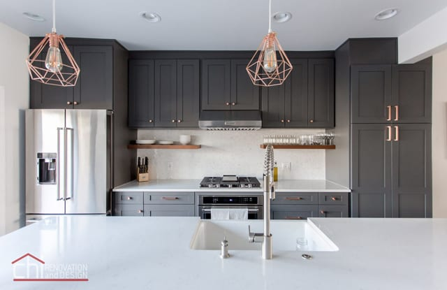Luxury Open Concept Kitchen Remodeling Chicago
