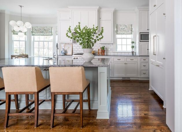 Lilu Interiors Luxury Kitchen Interior Design