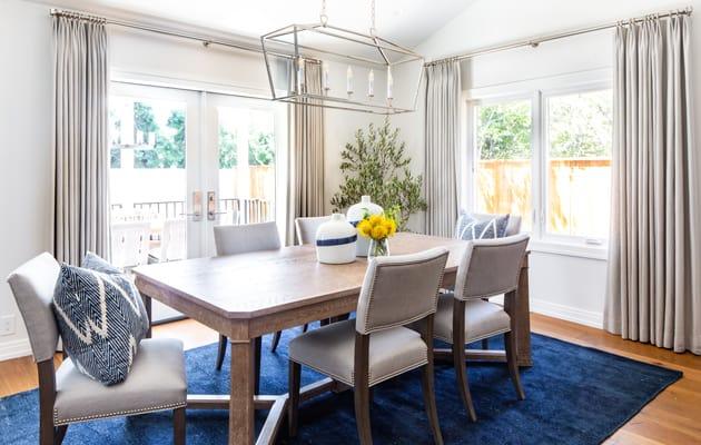 Peltire Interiors Dining Room Interior Design