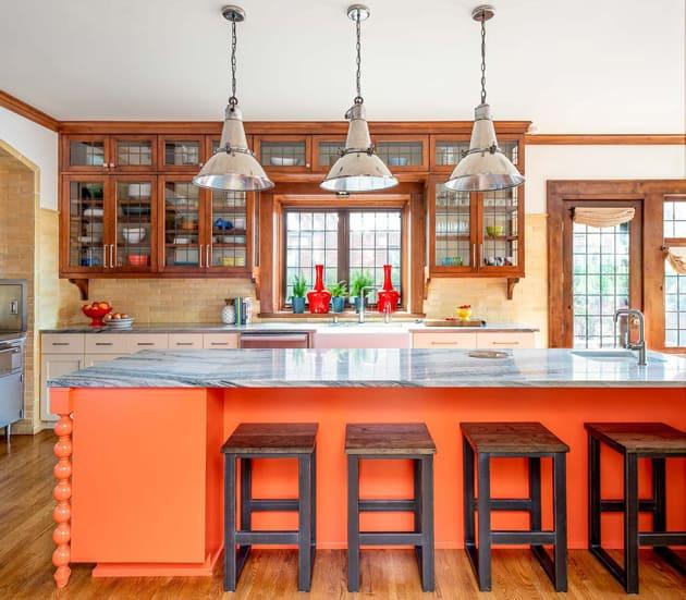 Classic Gourmet Kitchen Designer Minneapolis