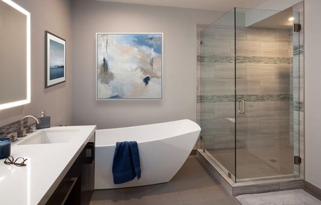 Soul Interiors Design Master Bathroom Design