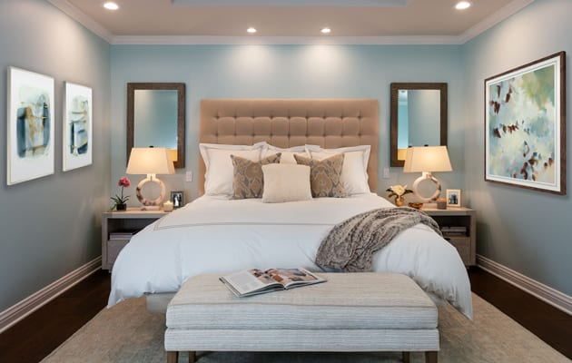 Soul Interiors Design Master Bedroom Design