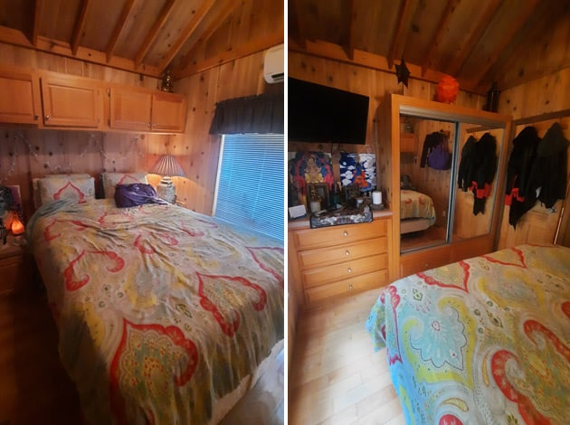 Tiny Home Bedroom Interior Design